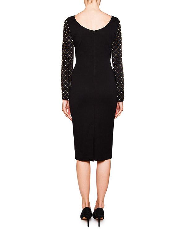 женская платье Black Diamonds, сезон: зима 2012/13. Купить за 18000 руб. | Фото 3