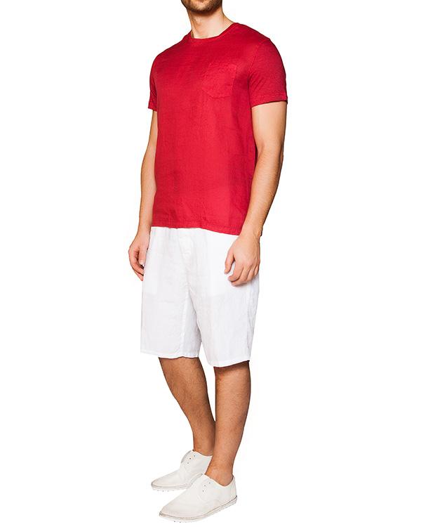 мужская футболка 120% lino, сезон: лето 2016. Купить за 4900 руб. | Фото 3