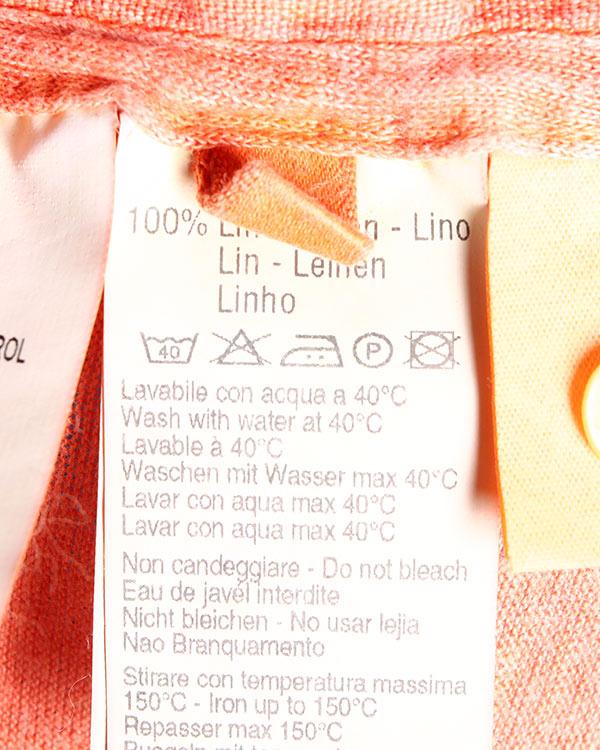 мужская поло 120% lino, сезон: лето 2015. Купить за 5800 руб. | Фото 5