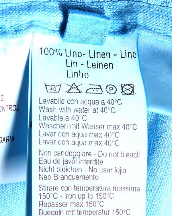 мужская поло 120% lino, сезон: лето 2015. Купить за 5800 руб. | Фото $i