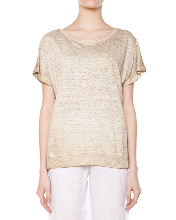футболка  артикул 7369E956 марки 120% lino купить за 6000 руб.