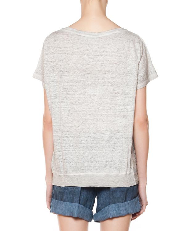 женская футболка 120% lino, сезон: лето 2015. Купить за 6000 руб. | Фото 2