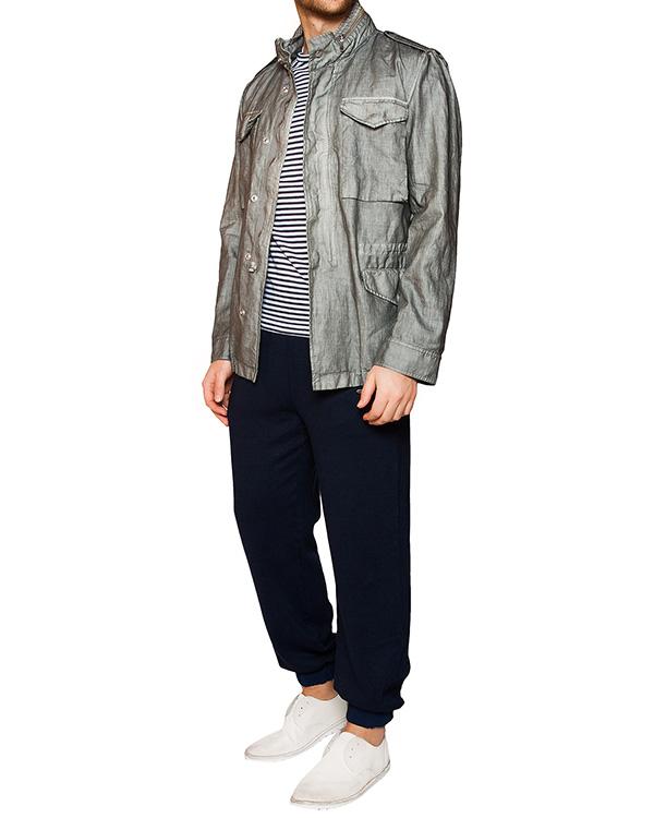 мужская брюки 120% lino, сезон: лето 2016. Купить за 7700 руб.   Фото 3