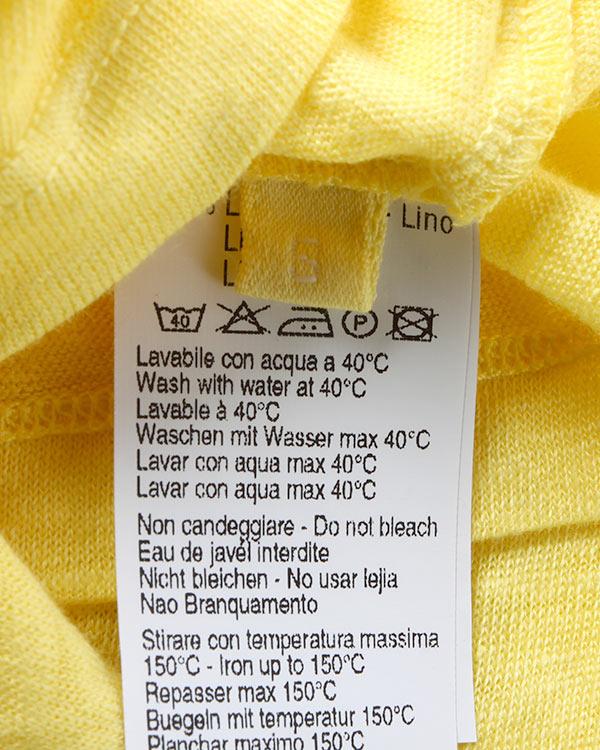 женская футболка 120% lino, сезон: лето 2015. Купить за 4300 руб. | Фото $i