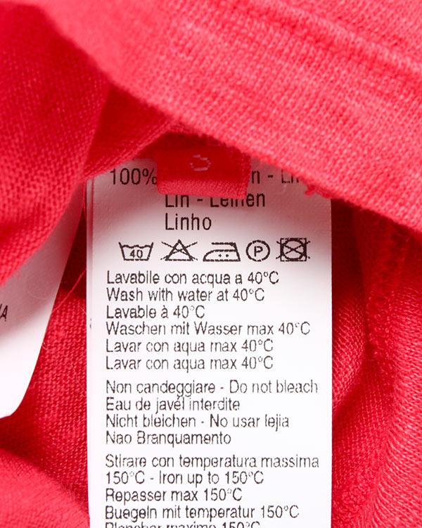 женская футболка 120% lino, сезон: лето 2015. Купить за 4300 руб. | Фото 5