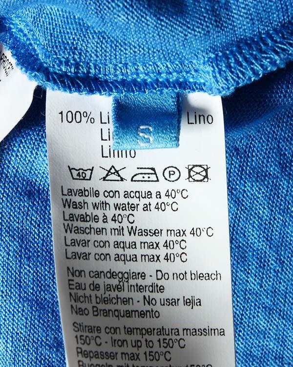 женская футболка 120% lino, сезон: лето 2015. Купить за 8500 руб. | Фото $i