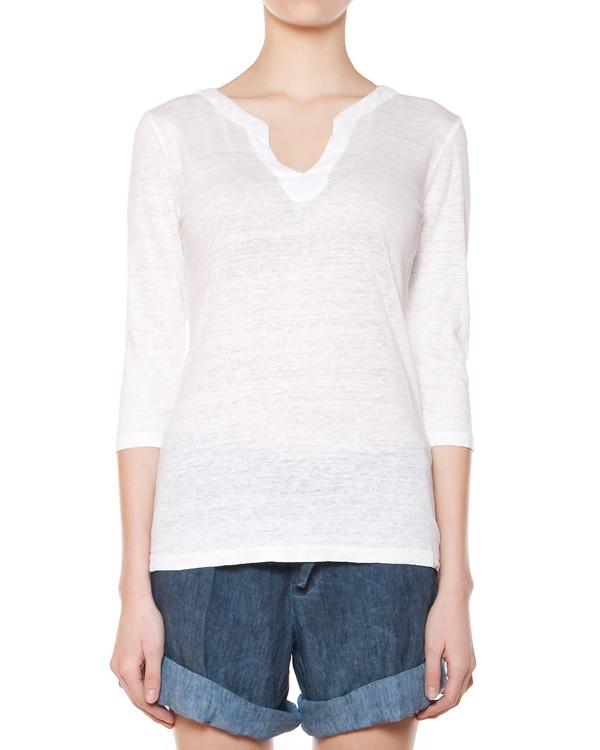футболка  артикул 7667B568 марки 120% lino купить за 5200 руб.
