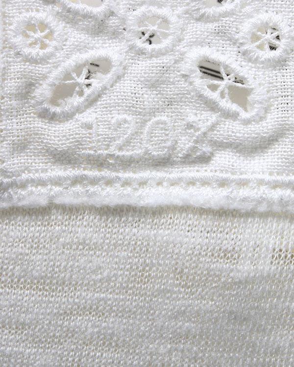женская футболка 120% lino, сезон: лето 2015. Купить за 5200 руб. | Фото 4