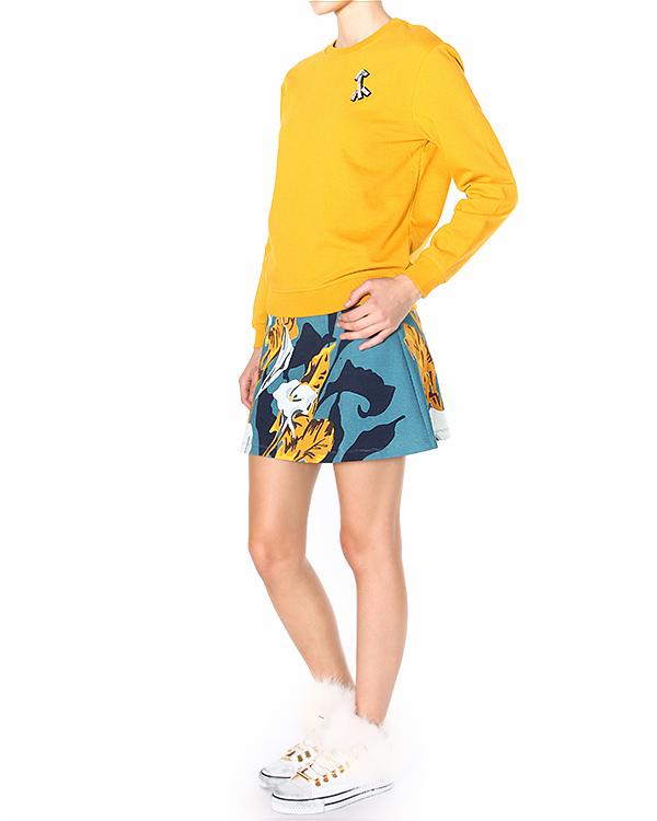 женская юбка Carven, сезон: зима 2014/15. Купить за 8800 руб. | Фото 3