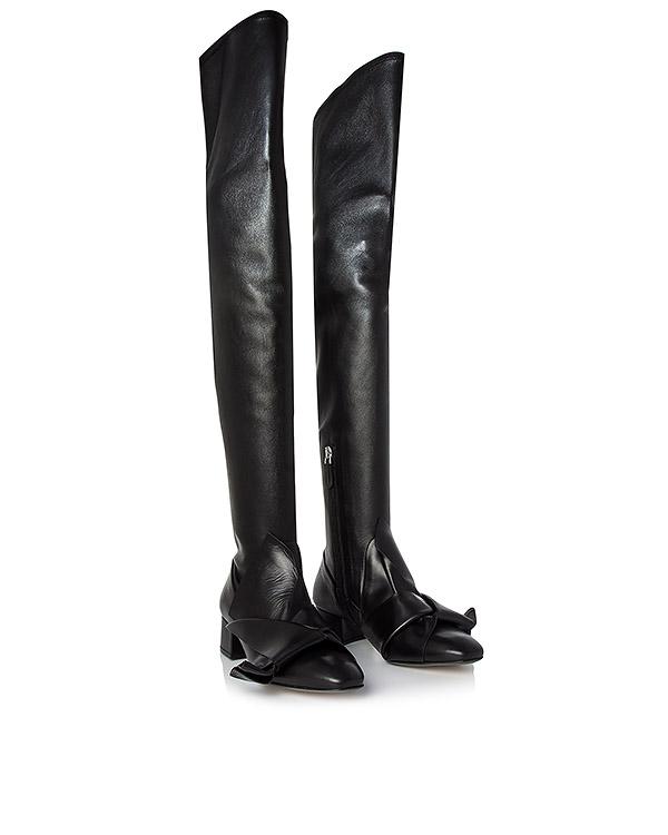 женская сапоги № 21, сезон: зима 2016/17. Купить за 58100 руб.   Фото $i