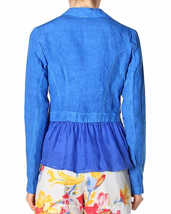 женская жакет 120% lino, сезон: лето 2015. Купить за 9600 руб. | Фото $i