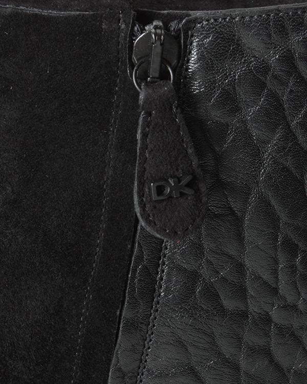 женская ботинки Donna Karan, сезон: зима 2012/13. Купить за 21000 руб. | Фото 4