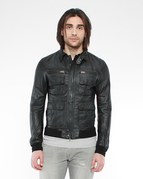 мужская куртка S.W.O.R.D., сезон: лето 2012. Купить за 19300 руб. | Фото 1