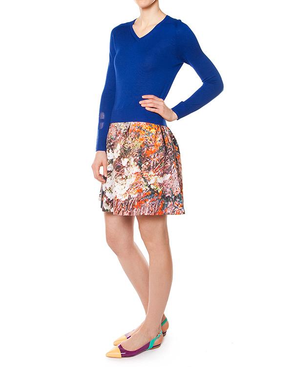 женская пуловер Carven, сезон: лето 2015. Купить за 11500 руб. | Фото 3