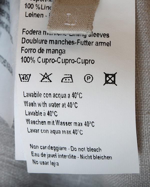 мужская пиджак 120% lino, сезон: лето 2015. Купить за 30000 руб. | Фото 5