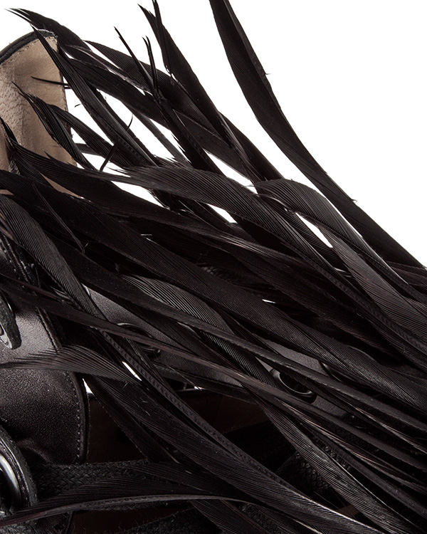 женская сандалии № 21, сезон: лето 2016. Купить за 33800 руб. | Фото 4