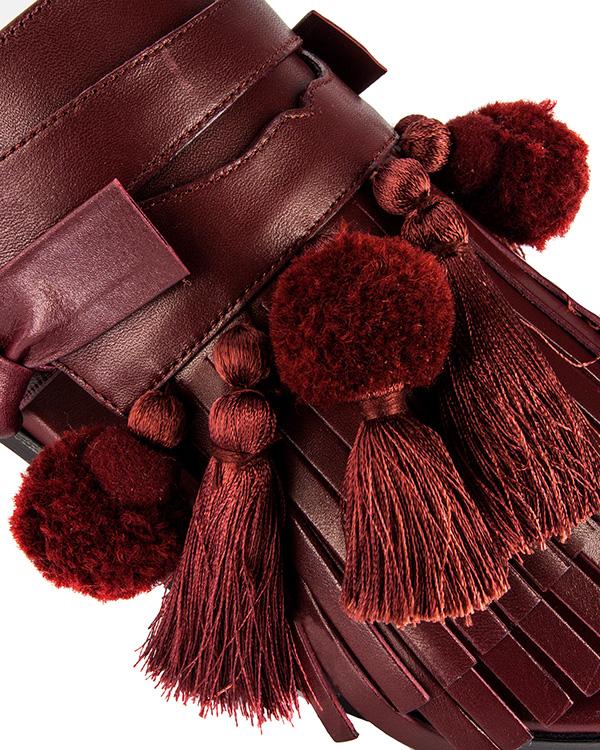 женская сандалии № 21, сезон: лето 2016. Купить за 27000 руб. | Фото 4