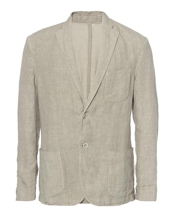 пиджак из натурального льна артикул 8830D695 марки 120% lino купить за 15700 руб.