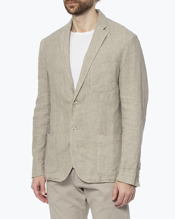 мужская пиджак 120% lino, сезон: лето 2016. Купить за 15700 руб. | Фото 3