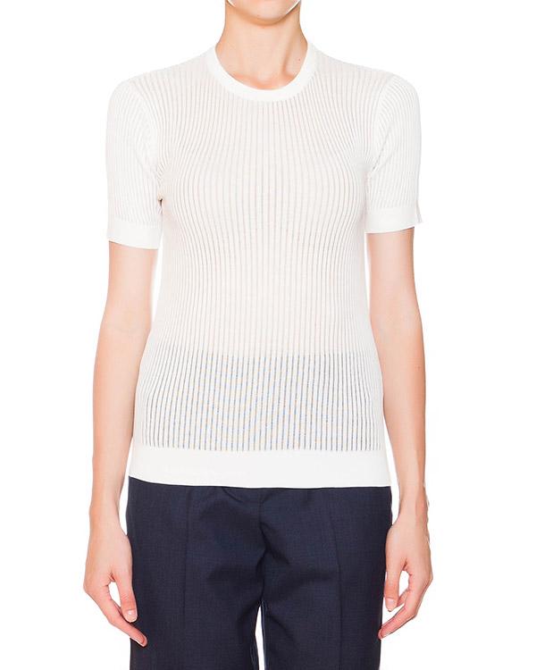 женская футболка Carven, сезон: лето 2015. Купить за 8100 руб. | Фото 1