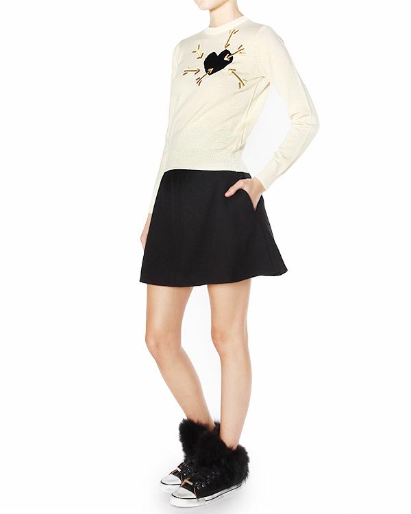 женская джемпер Carven, сезон: зима 2014/15. Купить за 10200 руб. | Фото 3