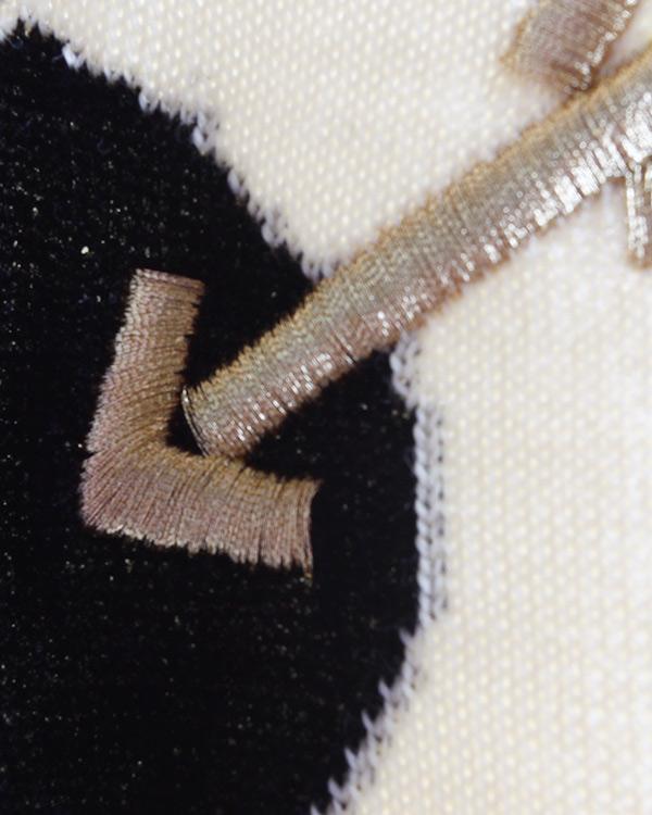 женская джемпер Carven, сезон: зима 2014/15. Купить за 10200 руб. | Фото 4