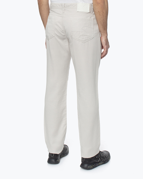 мужская брюки Cortigiani, сезон: лето 2016. Купить за 24600 руб. | Фото 4