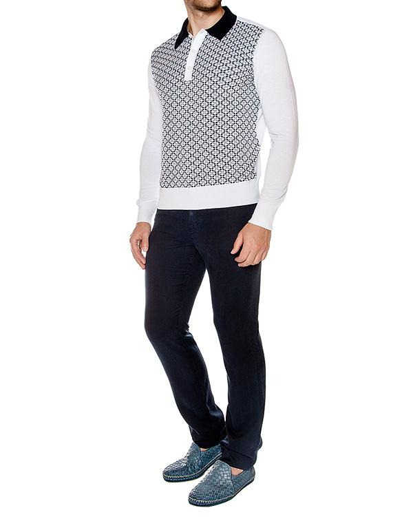 мужская брюки Cortigiani, сезон: лето 2016. Купить за 24600 руб. | Фото 3