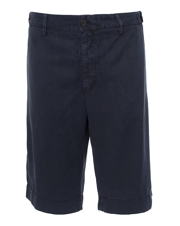 шорты прямого кроя из плотной ткани артикул 913606 марки Cortigiani купить за 10300 руб.