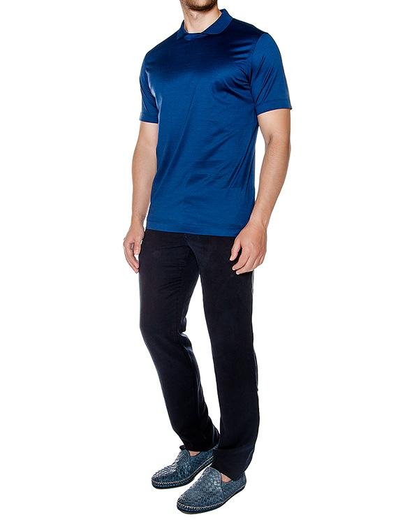 мужская брюки Cortigiani, сезон: лето 2016. Купить за 26200 руб. | Фото 3