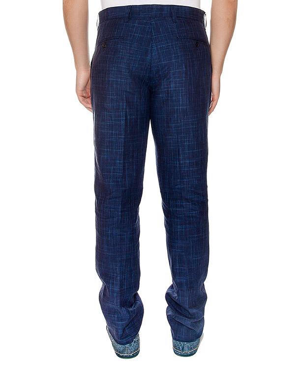 мужская брюки Cortigiani, сезон: лето 2016. Купить за 26800 руб. | Фото 2