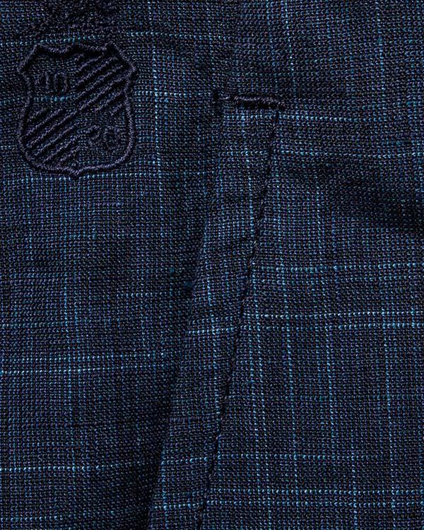 мужская брюки Cortigiani, сезон: лето 2016. Купить за 26800 руб. | Фото 4