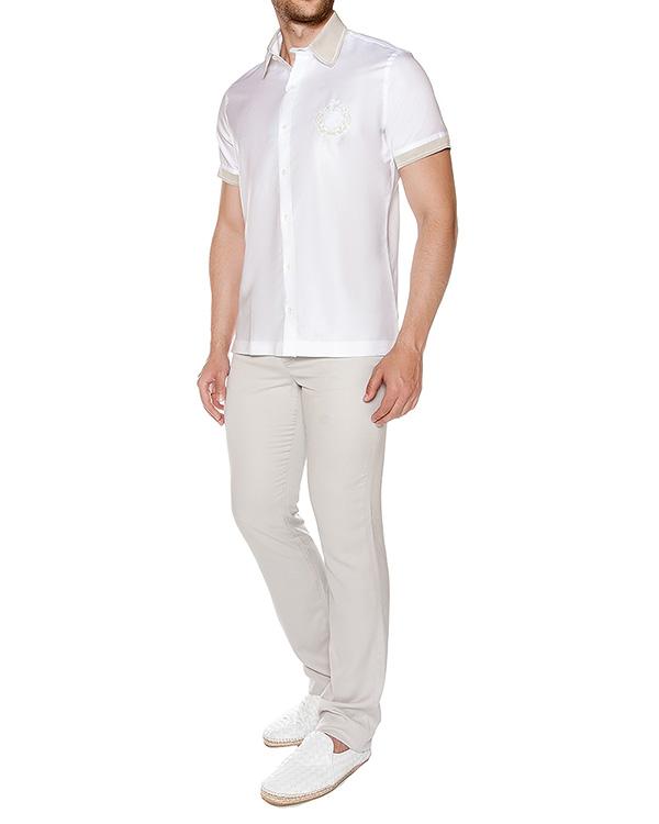 мужская рубашка Cortigiani, сезон: лето 2016. Купить за 20600 руб. | Фото 3