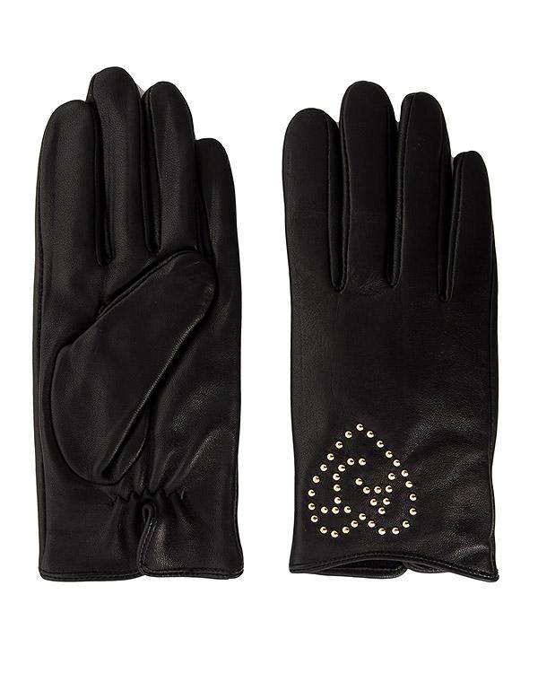 аксессуары перчатки ARMANI JEANS, сезон: зима 2016/17. Купить за 14200 руб. | Фото 2