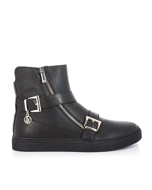 ботинки  артикул 925002 марки ARMANI JEANS купить за 7900 руб.