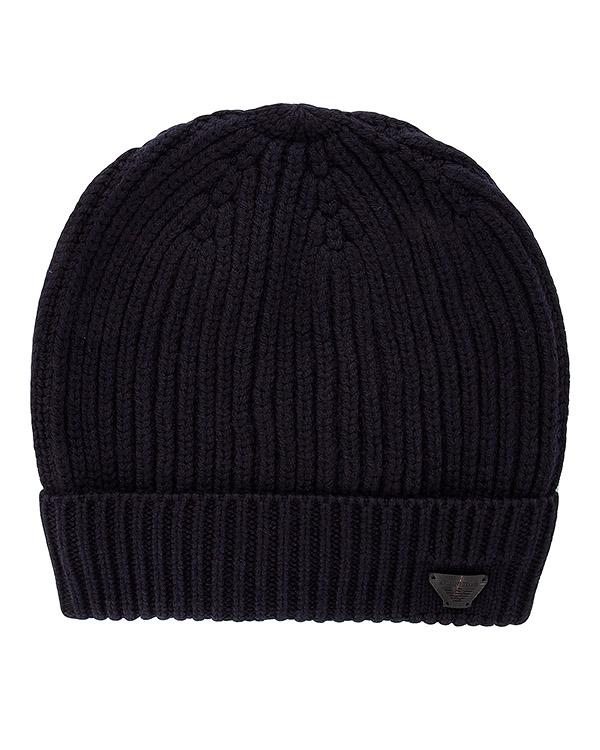 аксессуары шапка ARMANI JEANS, сезон: зима 2016/17. Купить за 2700 руб. | Фото $i