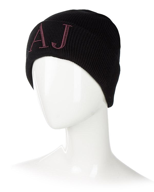 аксессуары шапка ARMANI JEANS, сезон: зима 2016/17. Купить за 2700 руб.   Фото $i