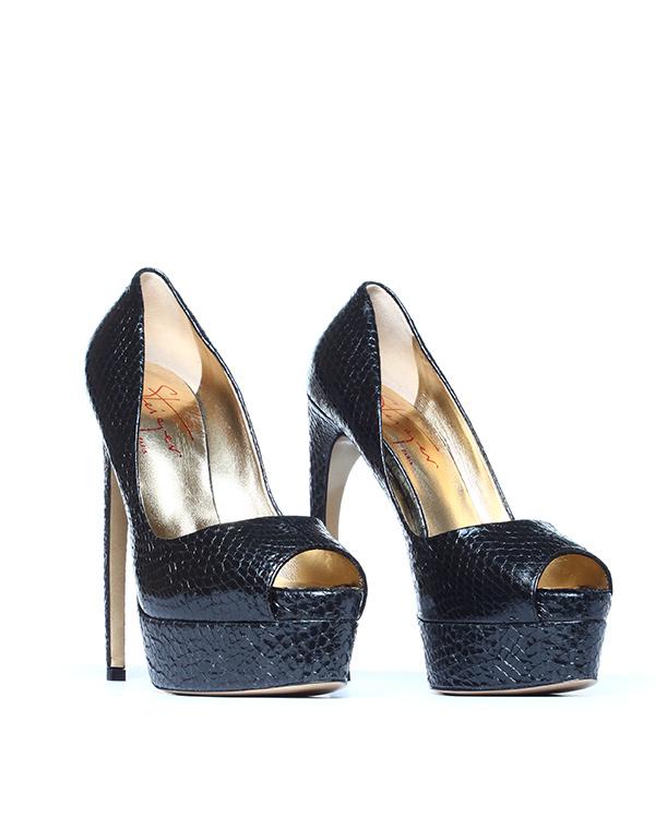 женская туфли Walter Steiger, сезон: лето 2014. Купить за 15200 руб. | Фото 2