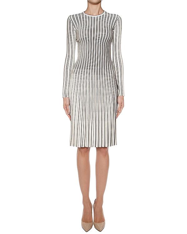 платье приталенного кроя из шерстяного трикотажа артикул A0038 марки MRZ купить за 31800 руб.