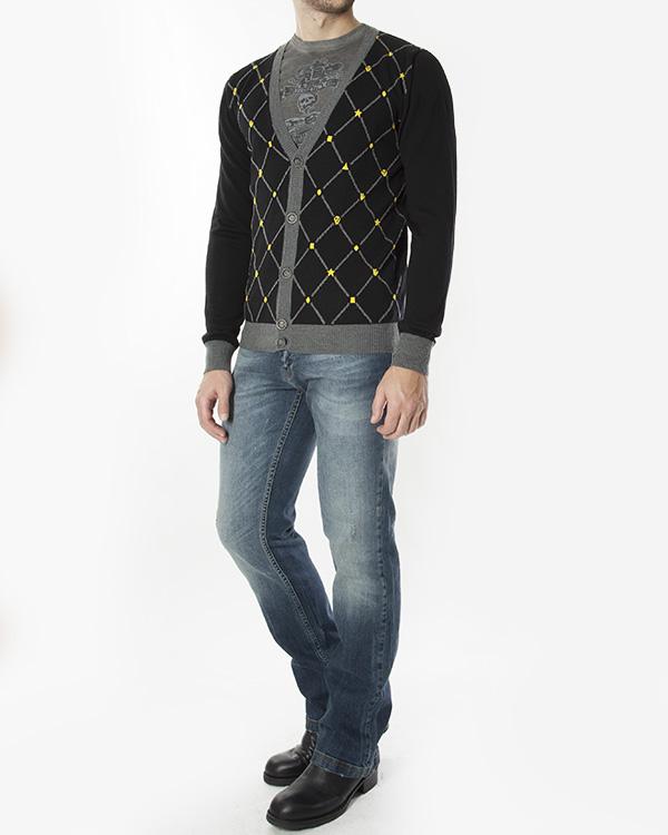 мужская кардиган FRANKIE MORELLO, сезон: зима 2012/13. Купить за 7200 руб.   Фото 3