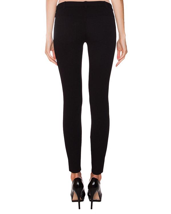 женская брюки Moschino Boutique, сезон: зима 2015/16. Купить за 14500 руб. | Фото 2