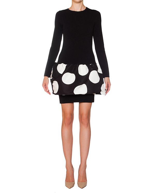 женская платье Moschino Boutique, сезон: зима 2015/16. Купить за 16900 руб. | Фото 1