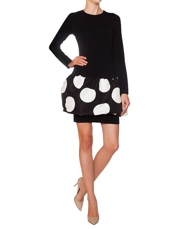 женская платье Moschino Boutique, сезон: зима 2015/16. Купить за 16900 руб. | Фото 2