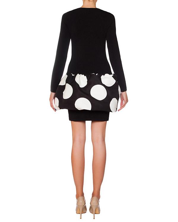 женская платье Moschino Boutique, сезон: зима 2015/16. Купить за 16900 руб. | Фото 3
