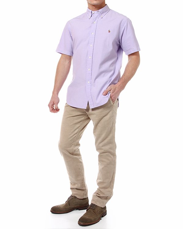 мужская рубашка Polo by Ralph Lauren, сезон: лето 2014. Купить за 3400 руб. | Фото 3