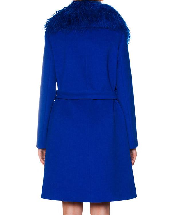 женская пальто Moschino Boutique, сезон: зима 2015/16. Купить за 48400 руб. | Фото $i