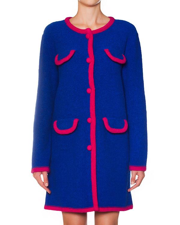 женская кардиган Moschino Boutique, сезон: зима 2015/16. Купить за 26000 руб. | Фото 1