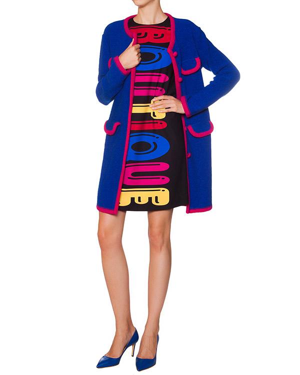 женская кардиган Moschino Boutique, сезон: зима 2015/16. Купить за 26000 руб. | Фото 3