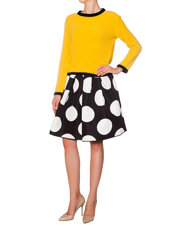 женская джемпер Moschino Boutique, сезон: зима 2015/16. Купить за 12900 руб. | Фото 3