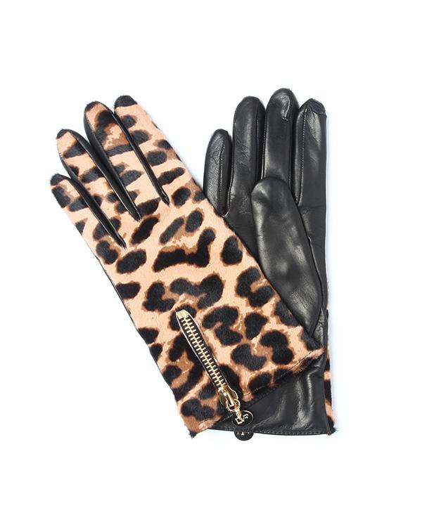 аксессуары перчатки DIANE von FURSTENBERG, сезон: зима 2014/15. Купить за 8500 руб. | Фото 1